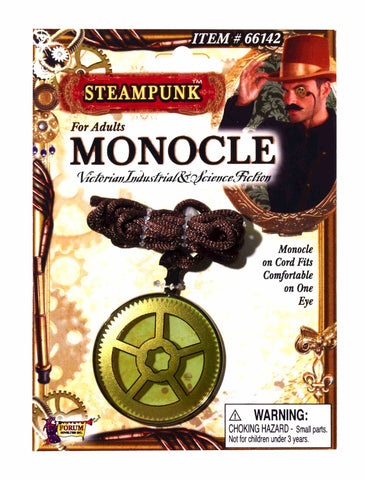 MONOCLE - STEAMPUNK