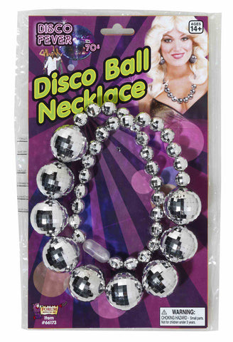 NECKLACE - DISCO BALL