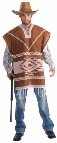 LONESOME COWBOY COSTUME - ADULT STANDARD