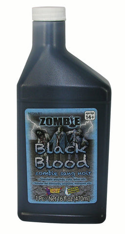 BLOOD - ZOMBIE BLACK