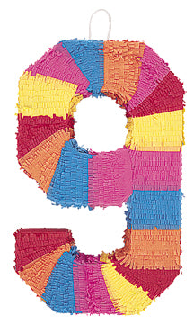 PINATA - NUMERAL #9 NO RETURN