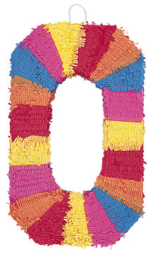 PINATA - NUMERAL #0 NO RETURN