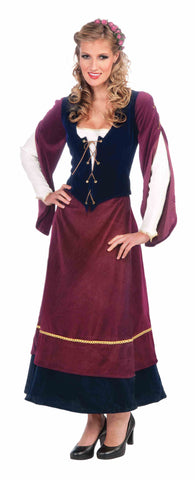 MEDIEVIL WENCH COSTUME