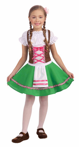 COSTUME - GRETEL CHILD    MEDIUM