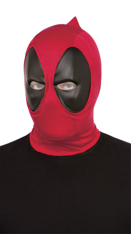 DELUXE DEADPOOL MASK 14+     ADULT SIZE