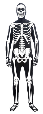Skeleton Bone Suit - Adult Costume