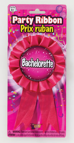 BACHELORETTE PARTY RIBBON EACH
