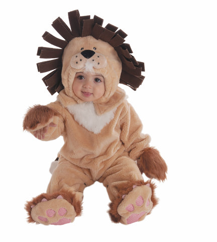 INFANT LION COSTUME - CHILD