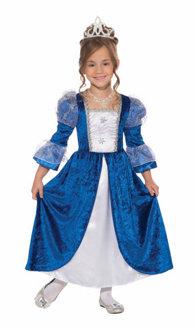 COSTUME - FROST PRINCESS CHILD   SMALL