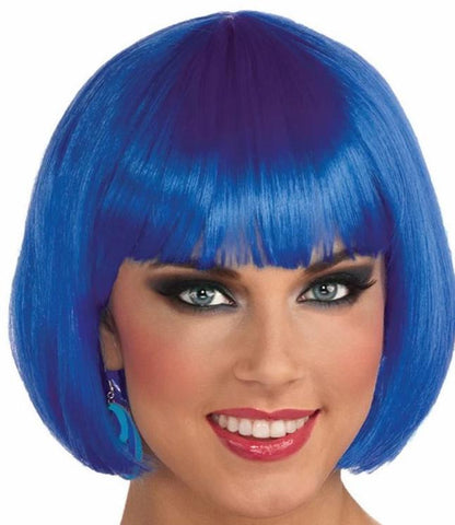 BOB WIG - ROYAL BLUE