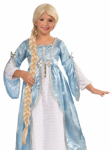Princess of the Tower Wig - Child Size