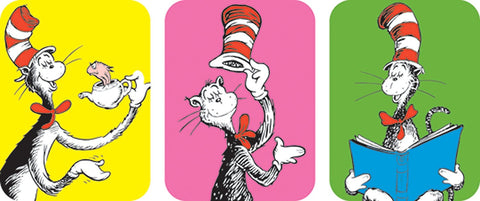 DR. SEUSS STICKERS