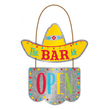 Cinco 2 Tier Hanging Sign