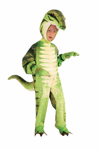 PLUSH T-REX COSTUME - TODDLER SIZE 2-4