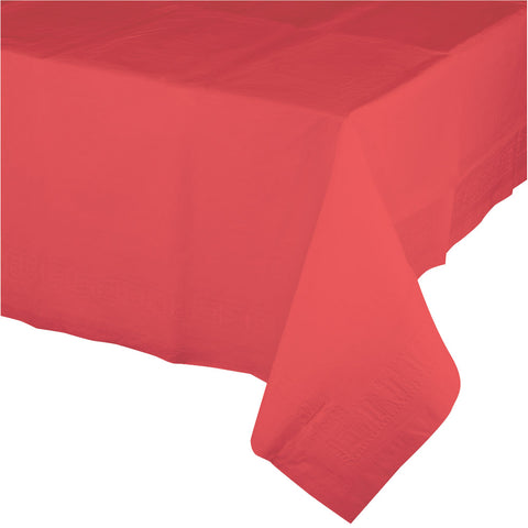 CORAL RECTANGLE TABLE COVER