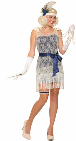 GOLD COAST SOCIALITE COSTUME - ADULT