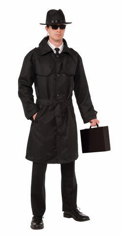 SPY TRENCH COAT COSTUME