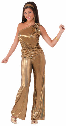 SOLID GOLD DISCO LADY