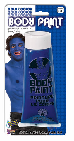 BLUE BODY PAINT 3.4OZ