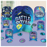 BATTLE ROYAL TABLE DECO KIT   27PCS