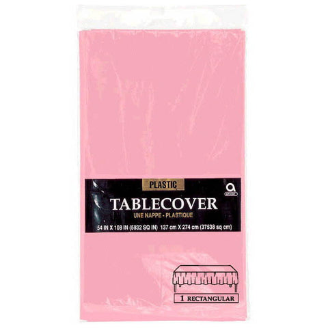 TABLECOVER - NEW PINK