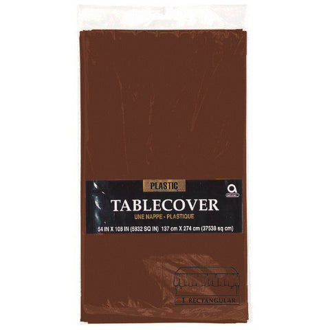 TABLECOVER - CHOCOLATE
