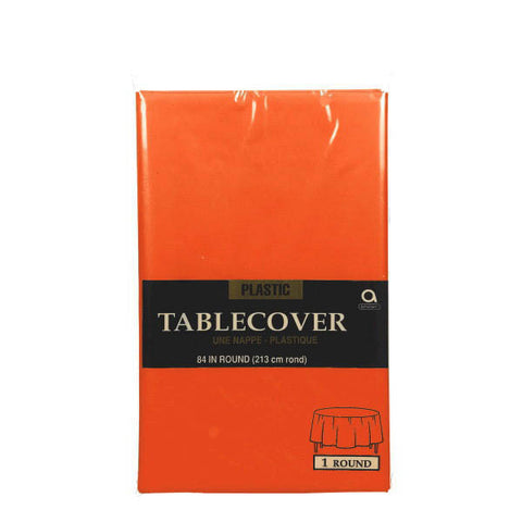 TABLECOVER - ORANGE PEEL