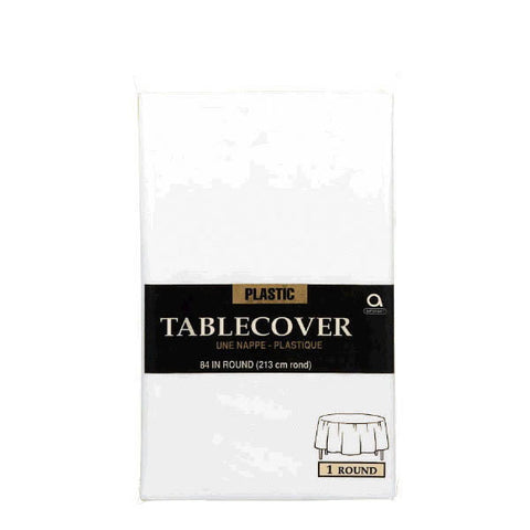 TABLECOVER - FROSTY WHITE