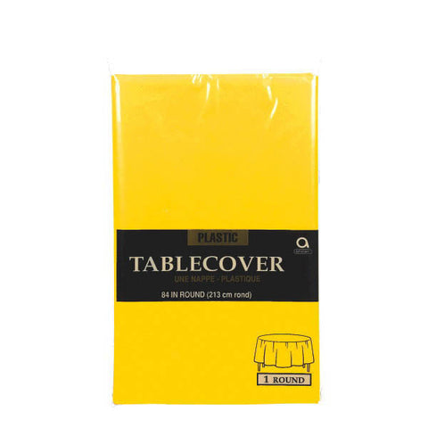TABLECOVER - YELLOW