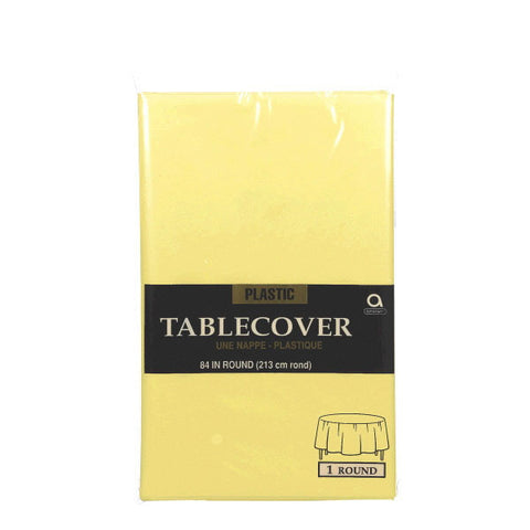TABLECOVER - LIGHT YELLOW