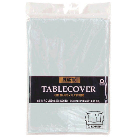TABLECOVER - SILVER