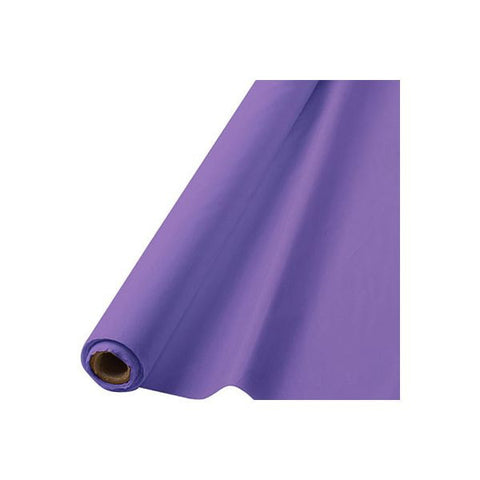 NEW PURPLE TABLECOVER 100