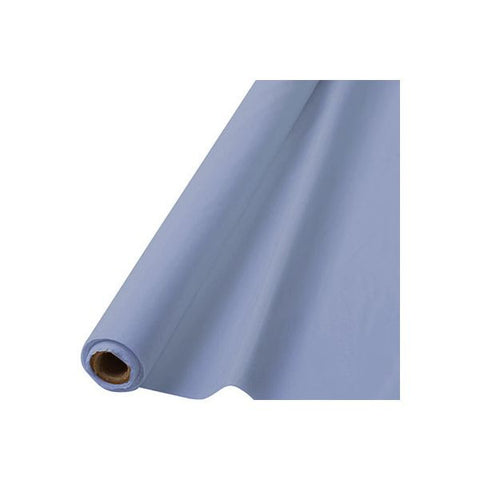 LT. BLUE TABLECOVER 100'