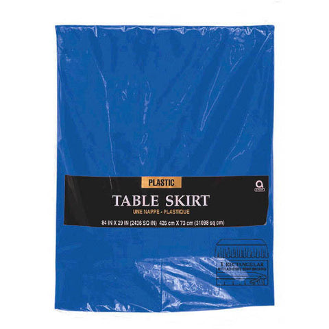 TABLESKIRT - ROYAL BLUE