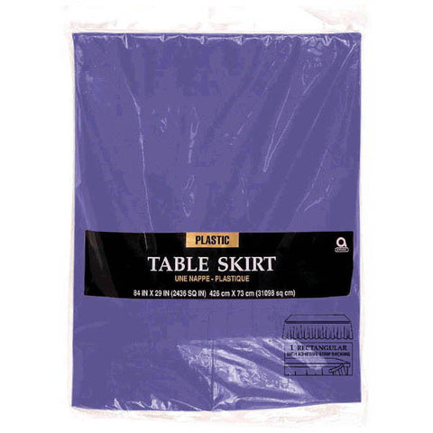 TABLESKIRT - NEW PURPLE