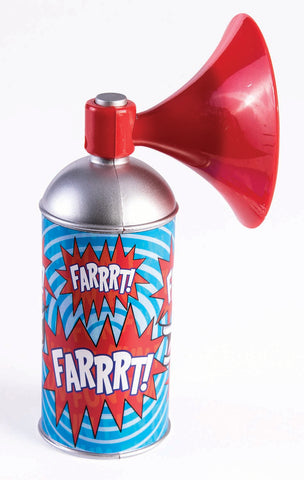 Fart in a Can Noisemaker