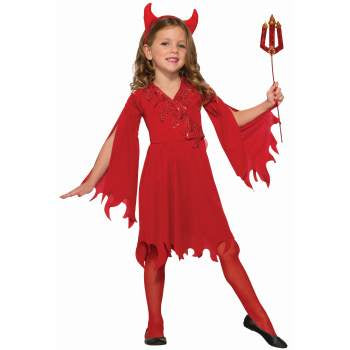 DELIGHTFUL DEVIL CHILD COSTUME