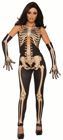 Lady Bones - Adult Costume