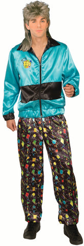 80's Male Track Suit - Adult Costume