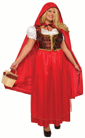 Red Riding Hood - Plus Costume