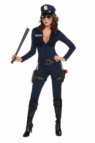 Traffic Stoppin Cop - Adult Plus Costume