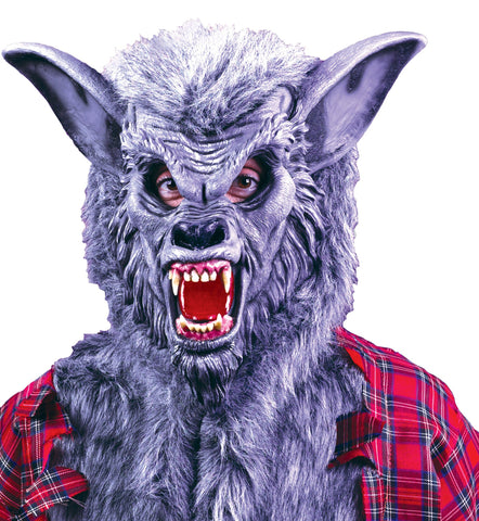 ADULT SIZE WEARWOLF MASK
