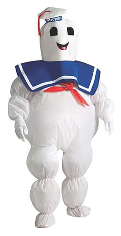 INFLATABLE GHOSTBUSTERS STAY PUFT MARSHMELLOW MAN - KIDS
