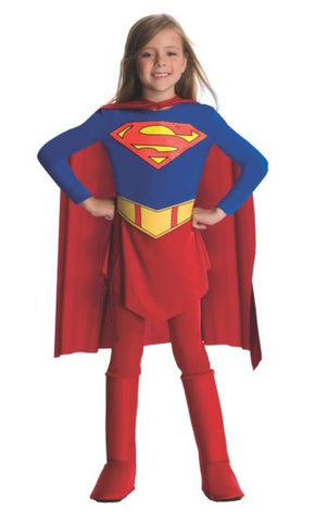 SUPERGIRL TODDLER COSTUME - KIDS