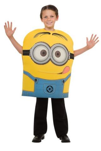 FOAM DESPICABLE ME DAVE MINION COSTUME - KIDS