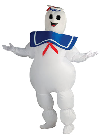 COSTUME - STAY PUFT MARSHMALLOW MAN     ADULT
