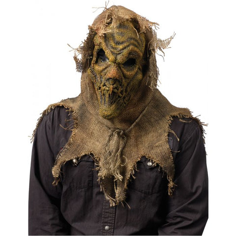 Scarecrow Mask - Adult sized