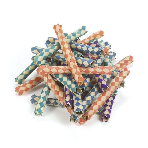 FINGER TRAPS - WOODCHIP                72 CT/UNIT