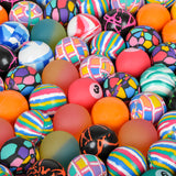 Mixed Bouncy Balls 100 Pieces