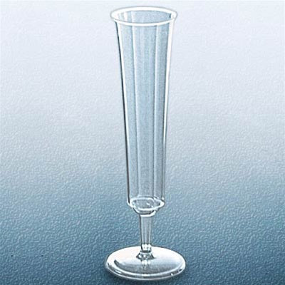 CHAMPAGNE GLASSES 24 PACK